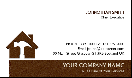 Business Card Design 3791